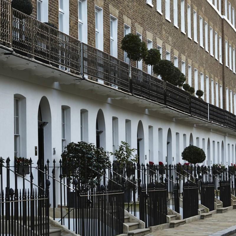 Earls Terrace, London