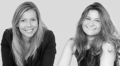 Karen Batchelor and Pip Isherwood from Batchelor Isherwood Interior Design