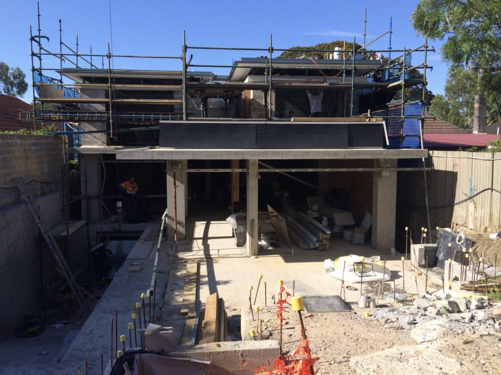 BIID Work in Progress | Batchelor Isherwood Interior Design