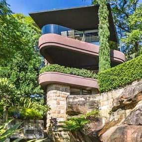 Sydney Interior Design Mosman House BIID